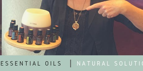 Essential Oils 'Make and Take' Rollerball Workshop tickets