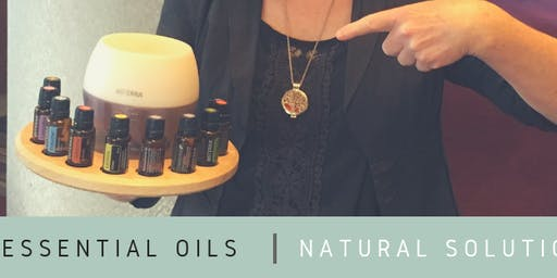 Essential Oils 'Make and Take' Rollerball Workshop
