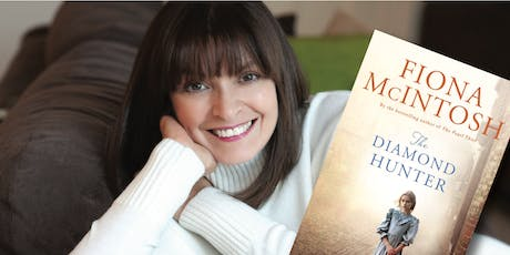 An Author Talk with Fiona McIntosh tickets