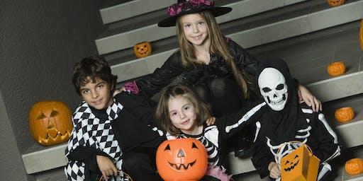 Kid's Halloween Disco & Fancy Dress Party | Chingford | London