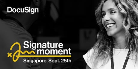 Signature Moment Singapore tickets