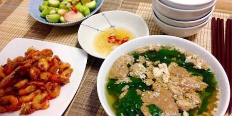Vietnamese Home Cooking Class billets