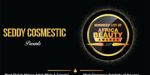 Africa Beauty Summit And Awards.2019