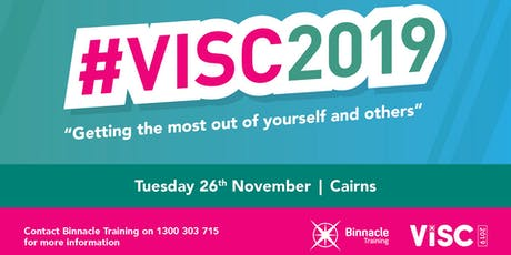 #ViSC2019 - CAIRNS tickets
