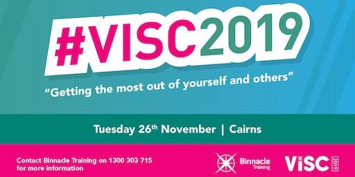 #ViSC2019 - CAIRNS