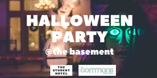 TSH Halloween Basement party!