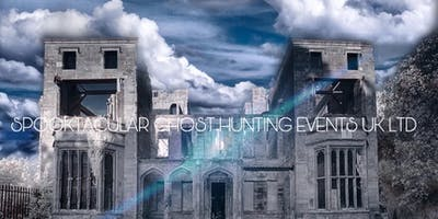 Guys Cliffe House Ghost Hunt- Warwickshire- £39 P/P