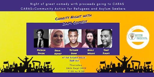Charity Night with ZAM Comedy