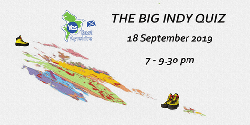 Yes East Ayrshire's Big Indy Quiz
