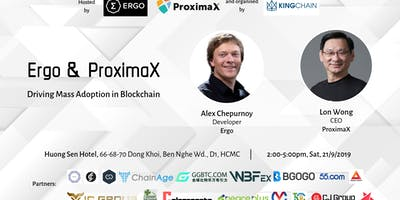 Ergo & ProximaX - Driving Mass Adoption In Blockchain
