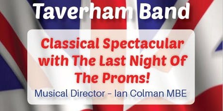 Autumn Concert 2019 - Saturday 19th October - Classical Spectacular! tickets
