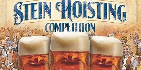 Stein Hoisting Competition Sam Adams tickets