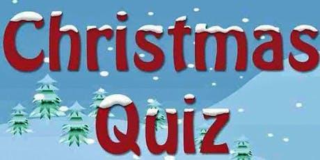 Glasgow Fever Basketball Club Christmas Quiz  tickets