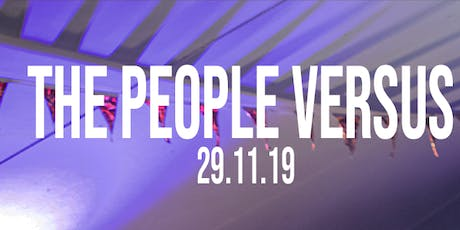 The People Versus EP Launch tickets