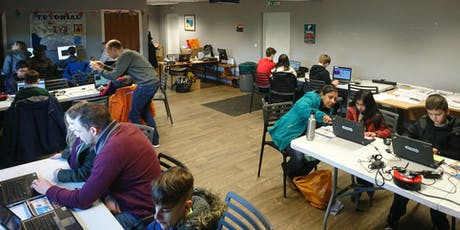 Tameside CoderDojo #27 tickets