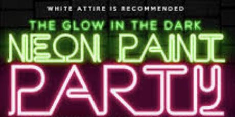 "Tipsy Easel, LLC. Presents ""We Lit"" GLOW PAINT PARTY EDITION tickets"