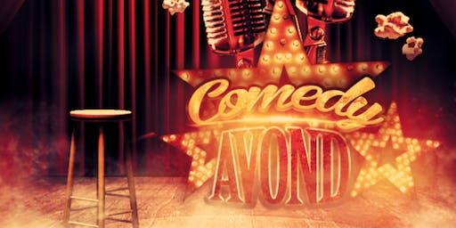 Bar Boef Comedy Avond