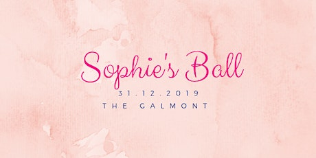 Sophie's Ball 2019 tickets