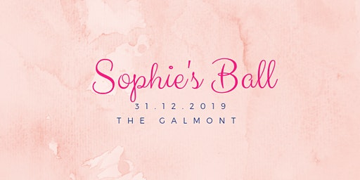 Sophie's Ball 2019