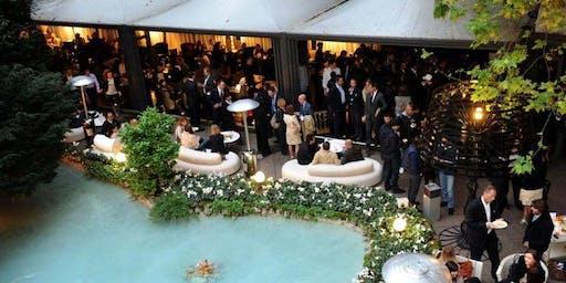 CFM / Milano Fashion Week 2019 - Hotel DIANA Garden Aperitif