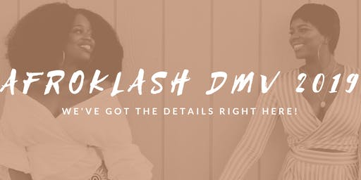AfroKlash DMV 2019