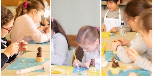 School Holiday Program Sugar Sculpting and Cupcake Decorating Workshop