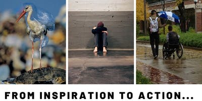From Inspiration (or disempowerment) to Action