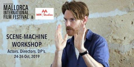 Scene Machine Workshop Tickets