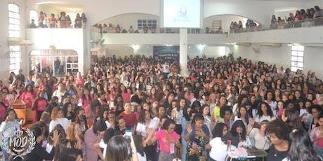 IX Conferencia Meninas dos Olhos de DEUS  (#MOD9) ingressos