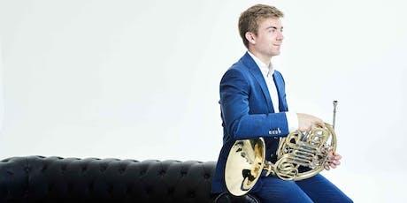 Wimbledon Symphony Orchestra November Concert featuring Ben Goldscheider tickets
