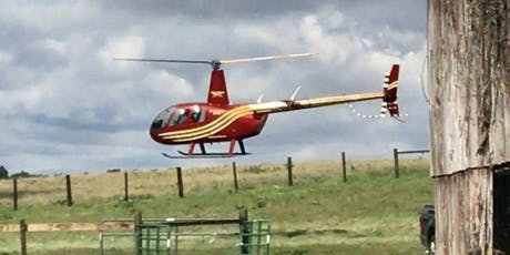 Helicopter Rides with Mission Destiny tickets