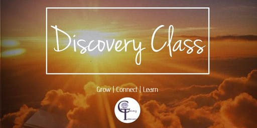 Calvary Tabernacle C.M.E. Discovery Class