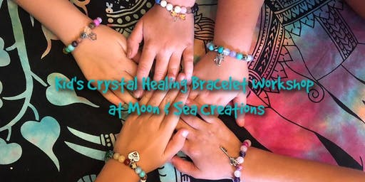 Kids Crystal Healing Bracelet Workshop