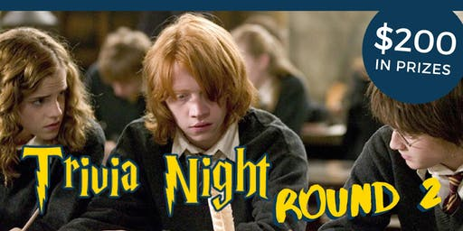 Harry Potter Trivia Night #2