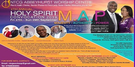 Holy Spirit Convocation 2019 tickets