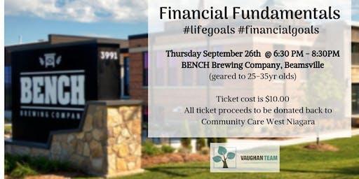FINANCIAL FUNDAMENTALS    #lifegoals #financialgoals