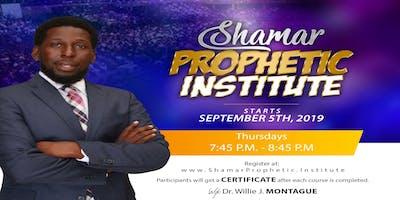 Shamar Prophetic Institute