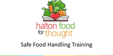 Food Safety Certification REVIEW and TEST for Halton Food for Thought Volunteers tickets