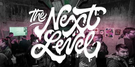The Next Level Digital Art Exhibition and Publication Melbourne tickets