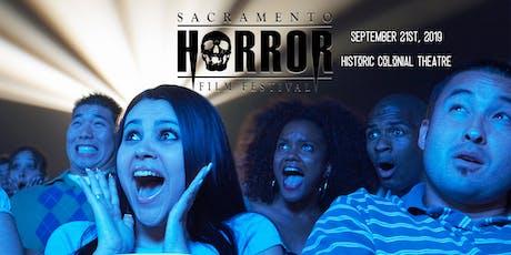 13th Annual Sacramento Horror Film Festival tickets