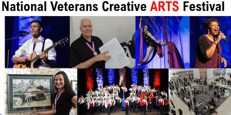 2019 National Veterans Creative Arts Festival - Sponsor Reception tickets