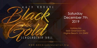 46th Annual Black and Gold Scholarship Ball