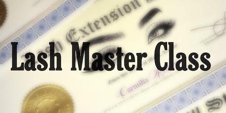 Lash Stylist Master Class tickets
