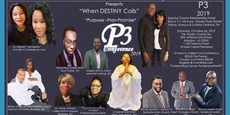 P3 CONFERENCE 2019 tickets
