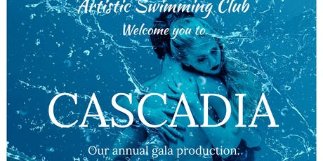Cascadia Extravaganza - Artistic Swimming Water Show GALA tickets