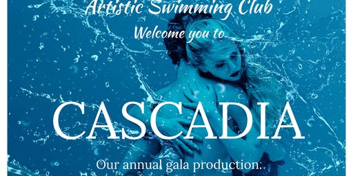 Cascadia Extravaganza - Artistic Swimming Water Show GALA