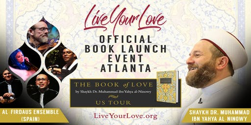The Book of Love: Official Book Launch Event-ATLANTA