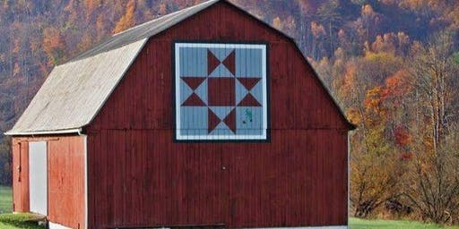 Paint & Sip Barn Quilt