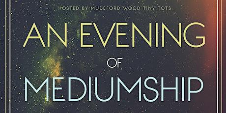 An Evening of Mediumship with Bernie Scott tickets
