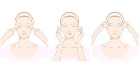 DO IN- Auto Massage du visage  billets